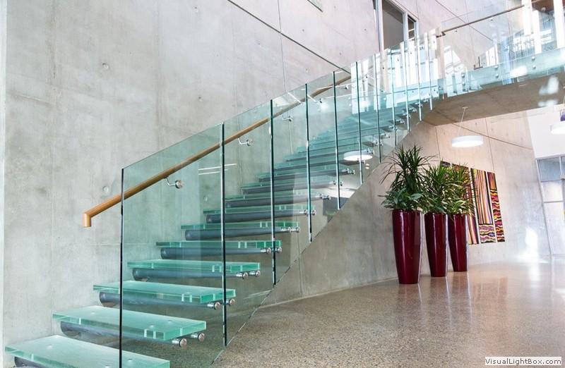 Balauscid barandillas vidrio y escaleras de vidrio - Escaleras de vidrio ...